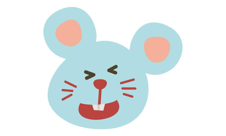 ネズミの糞尿を処理する方法