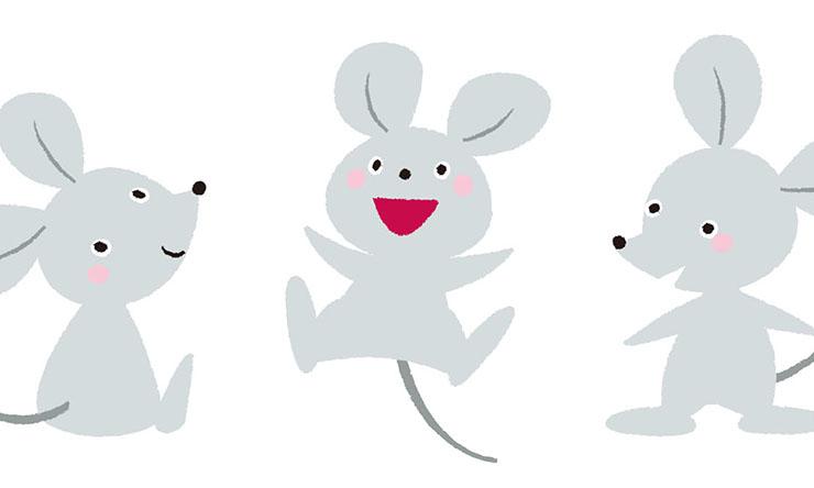 ネズミの繁殖力